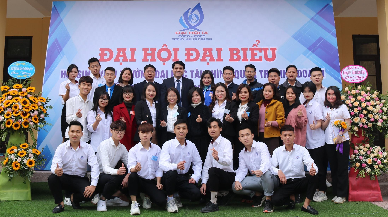 Đại hội đại biểu Hội sinh viên trường Đại học Tài chính – Quản trị kinh doanh lần thứ IX nhiệm kỳ 2020-2023