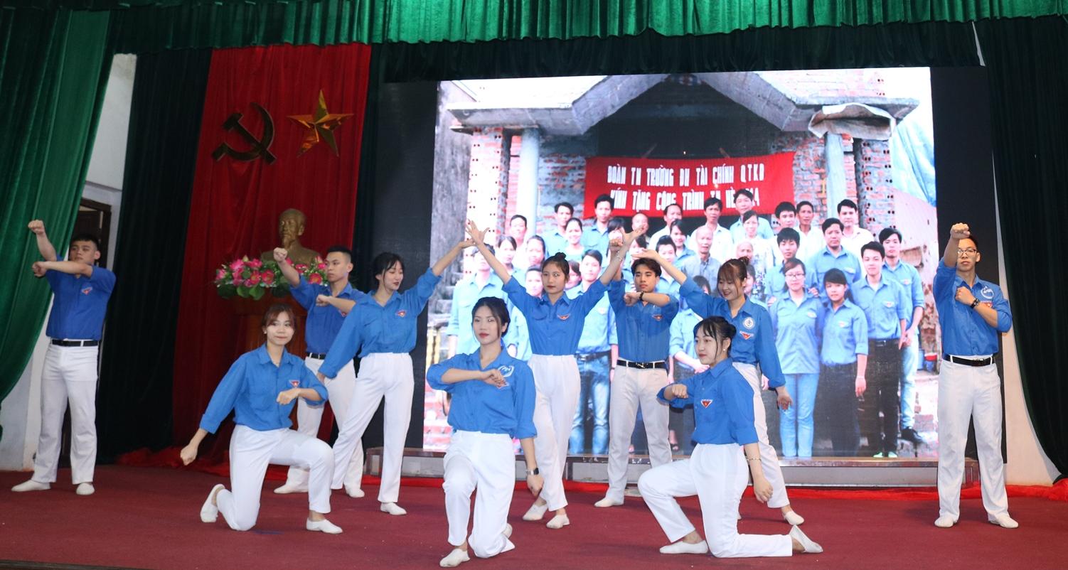 Lễ kỷ niệm 90 năm ngày thành lập Đoàn TNCS Hồ Chí Minh (26/3/1931-26/3/2021)